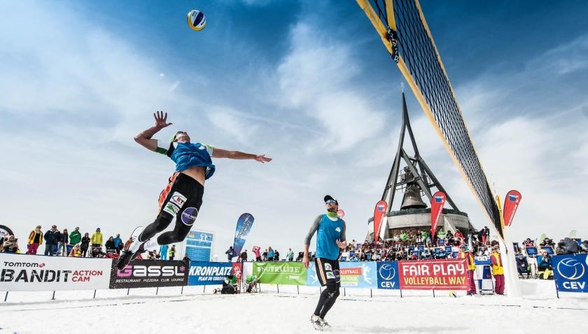 Snow Volleyball European Championship