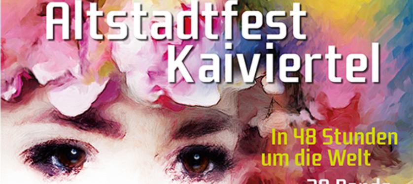 Altstadtfest Kaiviertel