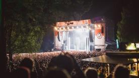 Kosmonaut Festival 2017 - Freitag - Deichkind