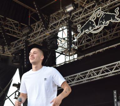 Jugo Ürdens @ Nova Rock Festival