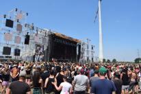 Red Stage @ Nova Rock Festival