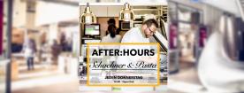 Panzerhalle Salzburg - After:Hours Schachner&Pasta
